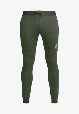 CORE PLUS TRACKSUIT BOTTOMS - Joggebukse - forest/stone