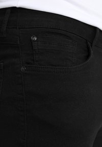 Gym King - DISTRESSED  - Jeans Skinny Fit - black - 3