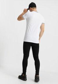 Gym King - DISTRESSED  - Jeans Skinny Fit - black - 2