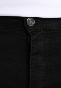 Gym King - DISTRESSED  - Jeans Skinny Fit - black - 4
