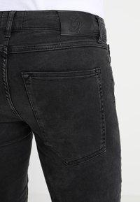 Gym King - DISTRESSED  - Jeans Skinny - dark grey - 4