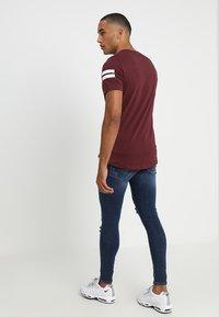 Gym King - RIP AND REPAIR - Jeans Skinny Fit - indigo - 2