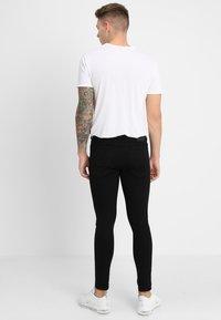 Gym King - SKINNY PLAIN  - Jeans Skinny Fit - black - 2