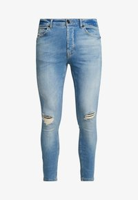 Gym King - CLANTON - Jeans Skinny Fit - light blue - 4