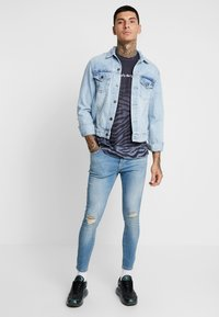 Gym King - CLANTON - Jeans Skinny Fit - light blue - 1