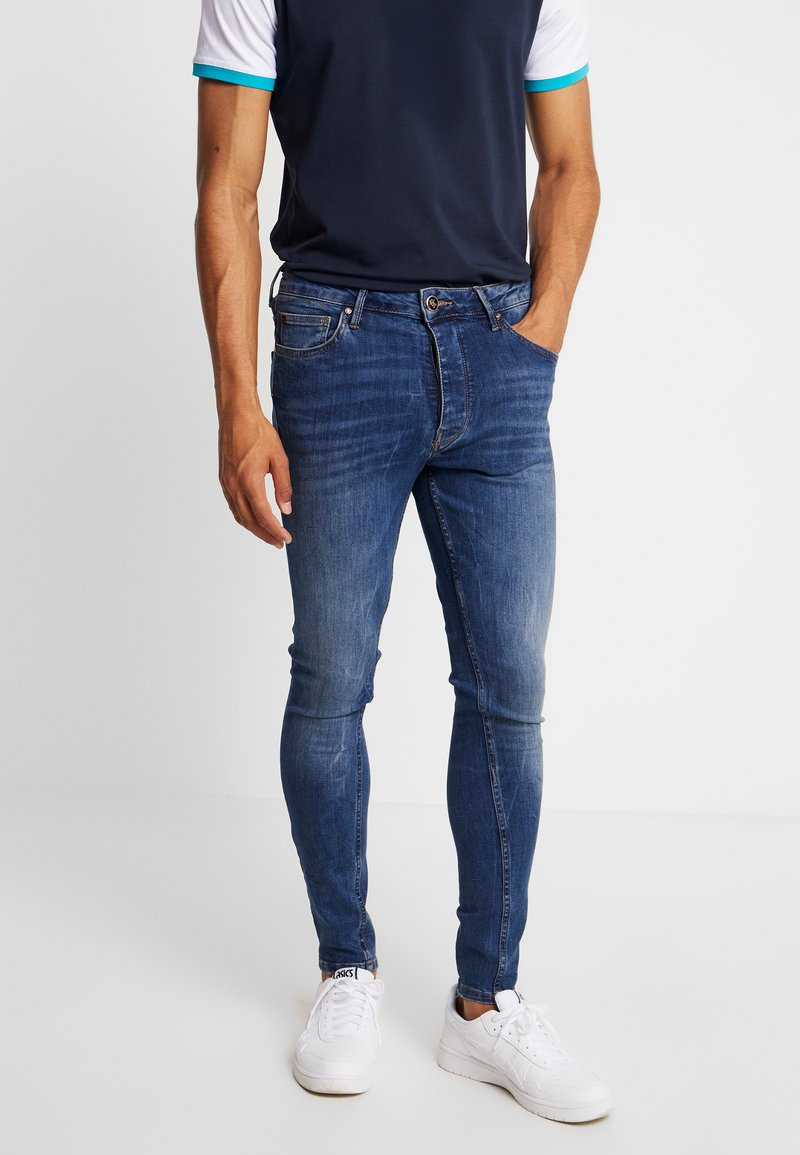 Gym King - FORD - Jeans Skinny Fit - mid blue