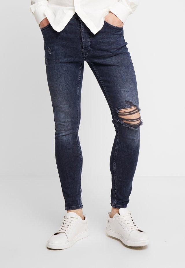 WALKER - Jeans Skinny Fit - dark blue