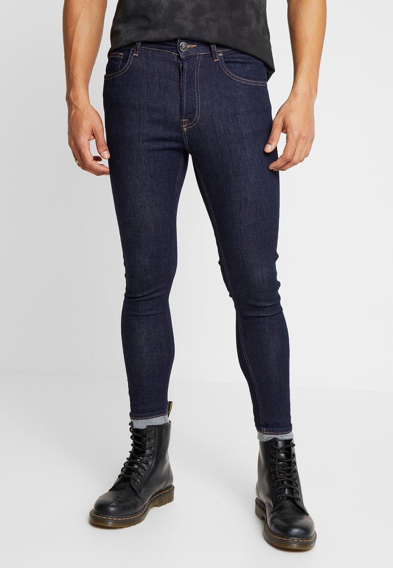 Gym King - Jeans Skinny Fit - raw indigo
