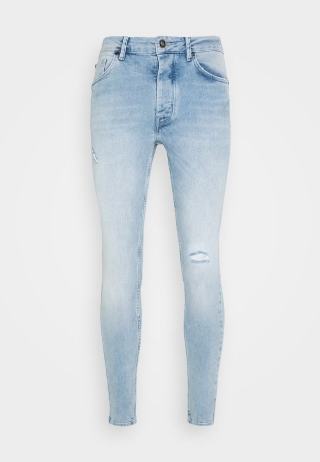 BRAVADOS - Jeans slim fit - light wash