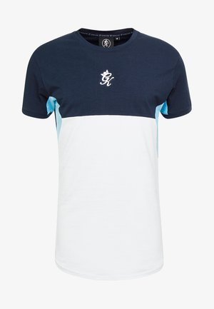 SONNY - T-shirt basique - navy/drizzle/blue