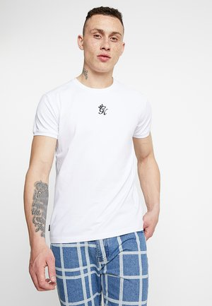 ORIGIN TEE - Print T-shirt - white