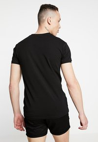 Gym King - ORIGIN TEE - T-shirt print - black - 2