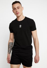 Gym King - ORIGIN TEE - T-shirt print - black - 0
