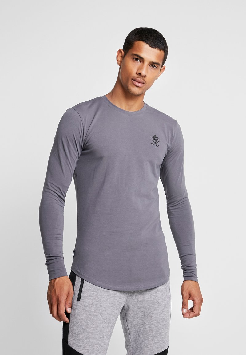 Gym King - Langarmshirt - dark grey