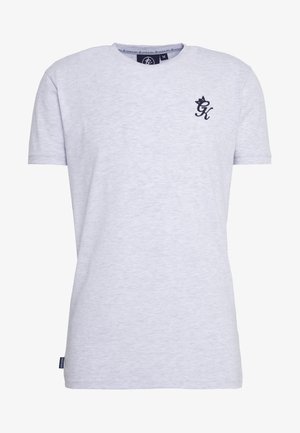 ORIGIN  - T-shirt z nadrukiem - snow marl