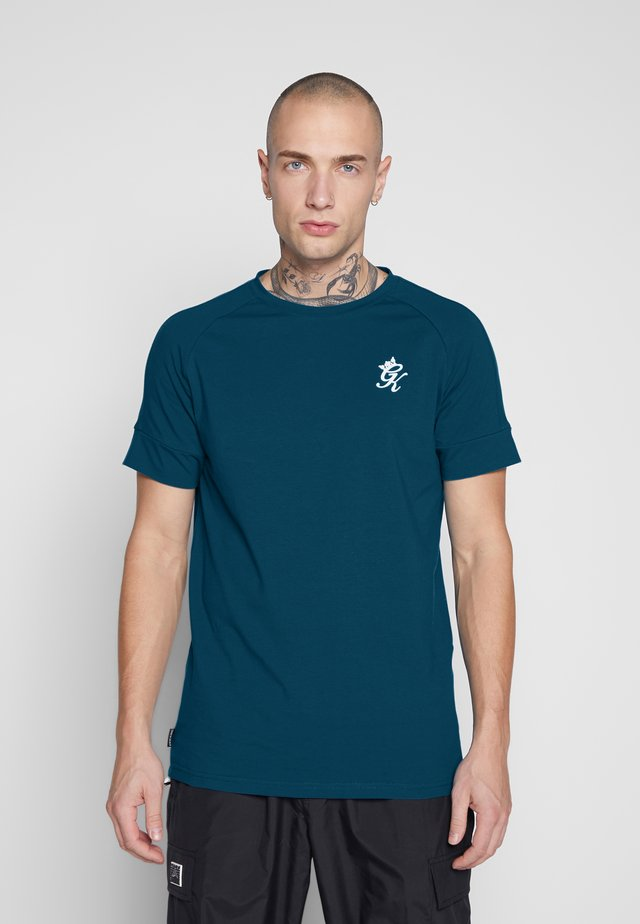 CORE - T-shirt imprimé - ink blue