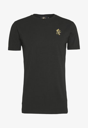 ORIGIN - Printtipaita - black/gold