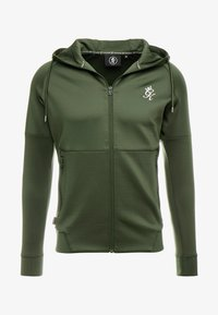 Gym King - CORE PLUS TRACKSUIT TOP - Trainingsvest - forest/stone - 4
