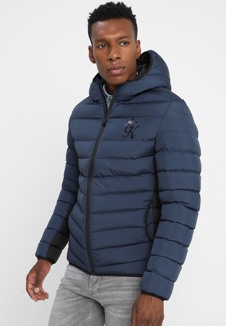 Gym King - CORE  - Winter jacket - blue night