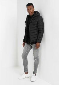 Gym King - CORE  - Veste d'hiver - black - 1