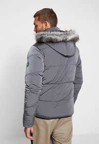 Gym King - MAGELLAN SHORT  - Zimní bunda - steel - 2