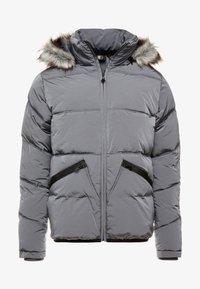 Gym King - MAGELLAN SHORT  - Zimní bunda - steel - 5