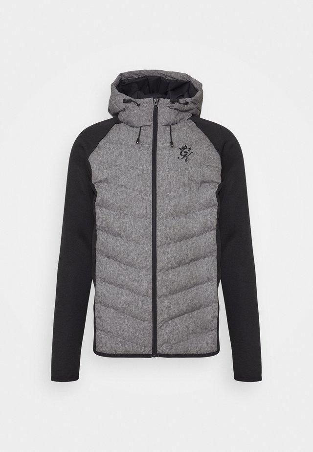 BONES TECH JACKET - Light jacket - grey marl