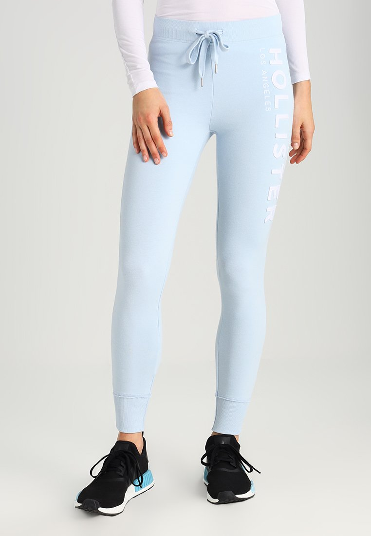 Hollister Co. - Joggebukse - light blue