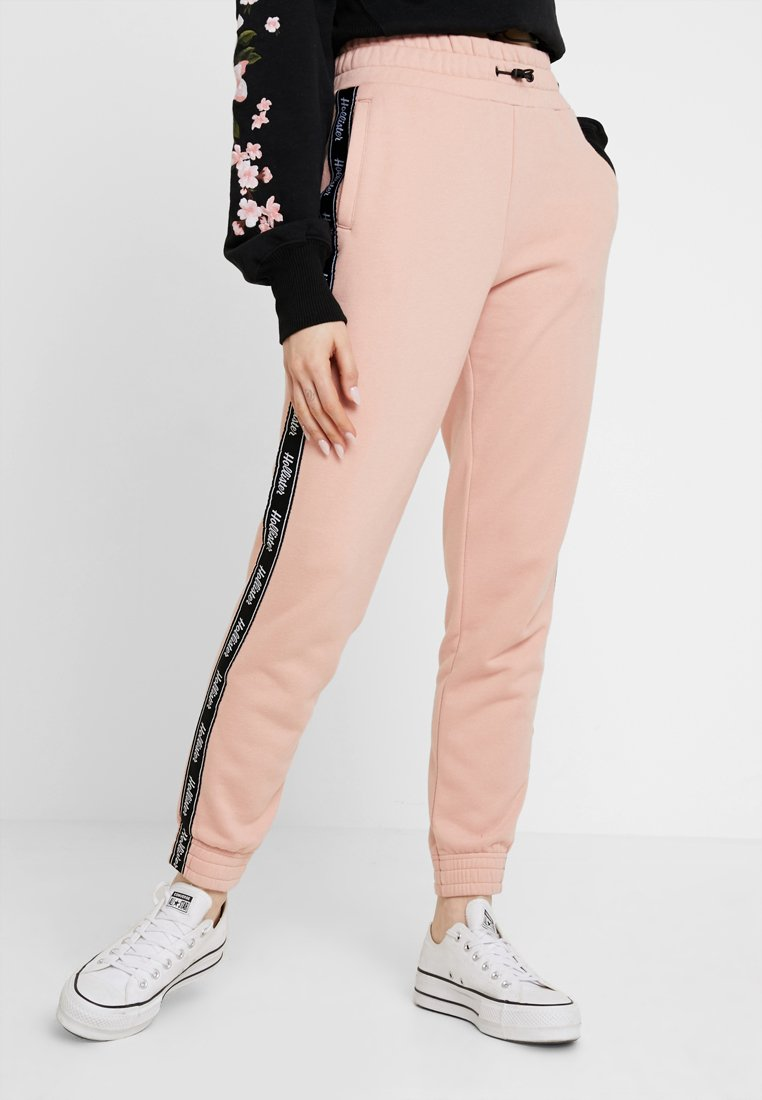 Hollister Co. - Pantalones deportivos - pink