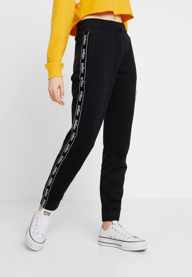 Hollister Co. - Teplákové kalhoty - black