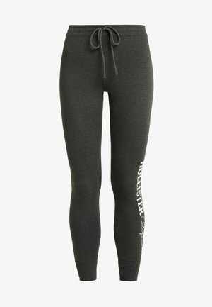 LOGO FLEGGING - Leggings - dark grey