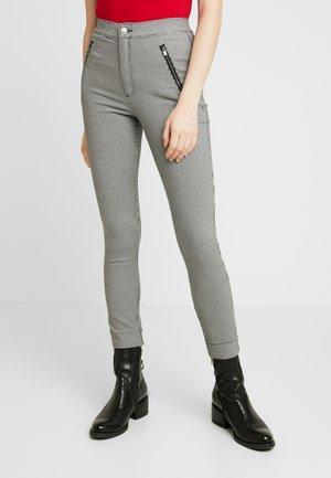 PLAID SUPER - Kalhoty - grey