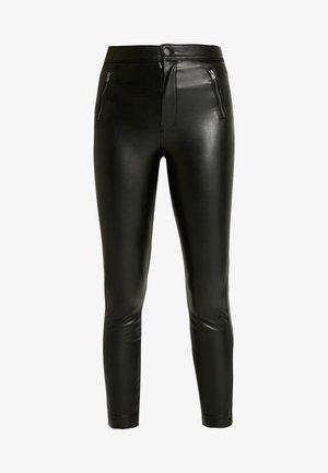 SUPERSKINNY - Kalhoty - black