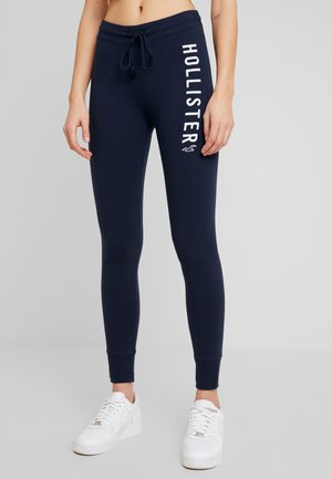 TIMELESS FLEGGING - Pantalon de survêtement - navy