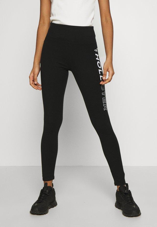 GRAPHIC  - Leggings - black