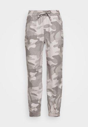 DRAPEY - Kalhoty - grey