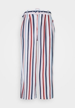 WIDE LEG  - Trousers - multi-coloured