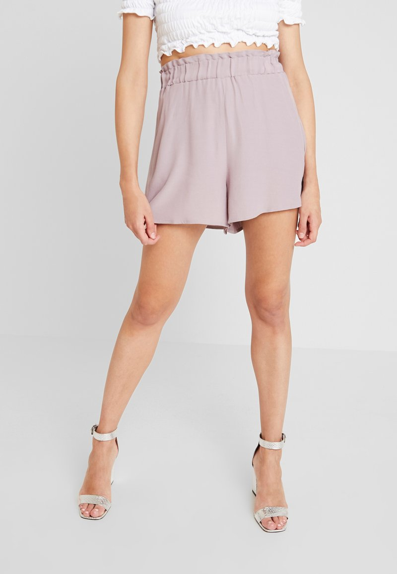 Hollister Co. - FLIRTY CULOTTE - Shorts - lavender ditsy