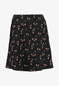 Hollister Co. - MINI SKIRT - Miniskjørt - black - 4