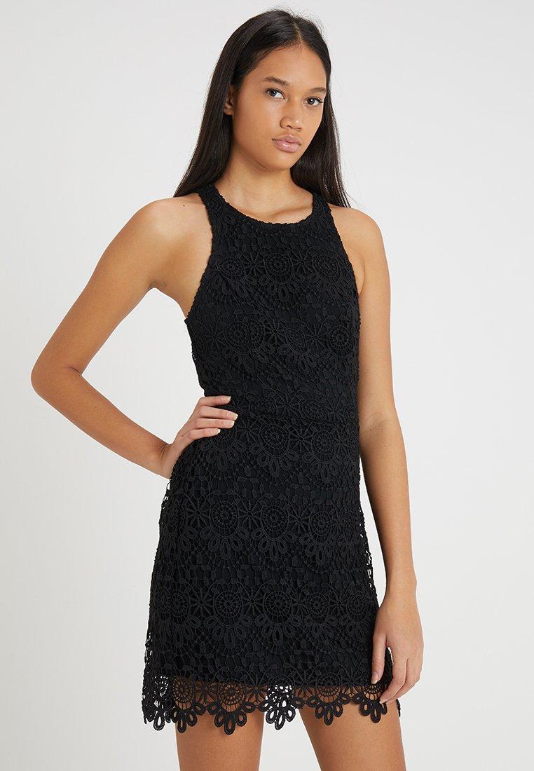 Hollister Co. - DRESS - Etuikleid - black