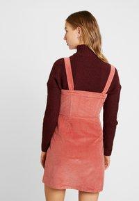 Hollister Co. - SHORT DRESS - Denní šaty - canyon rose - 3