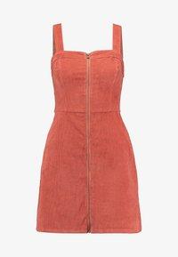 Hollister Co. - SHORT DRESS - Denní šaty - canyon rose - 5