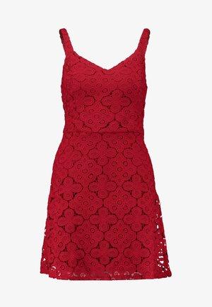 DRESS - Koktejlové šaty/ šaty na párty - red