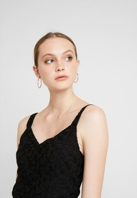 Hollister Co. - DRESS - Vestito elegante - black - 4