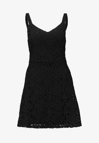 Hollister Co. - DRESS - Vestito elegante - black - 5
