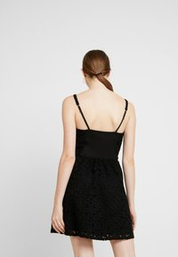 Hollister Co. - DRESS - Vestito elegante - black - 3