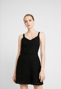 Hollister Co. - DRESS - Vestito elegante - black - 0