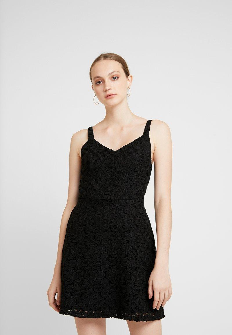 Hollister Co. - DRESS - Vestito elegante - black