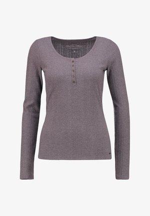MUST HAVE - Camiseta de manga larga - grey