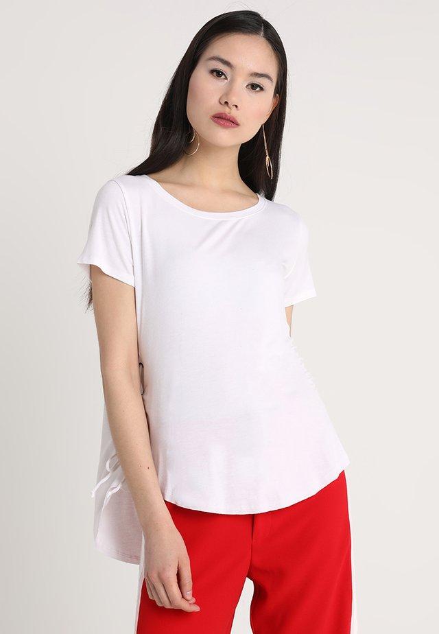 Camiseta básica - black/white